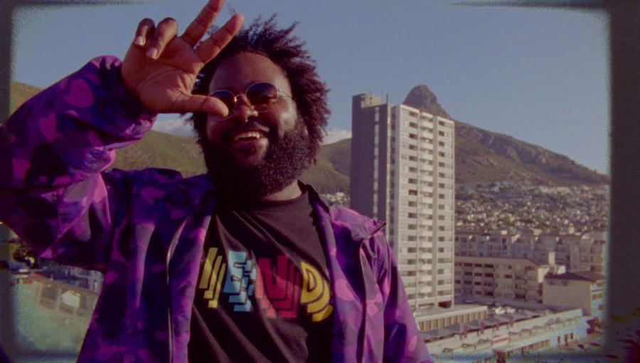 Bas, Sanufa, Milky Way, clip tourné en Afrique du Sud, hip-hop, electronique, Dreamville Records, Abbas Hamad