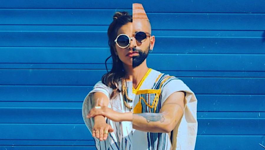 Andriamad, Kevin, Cecile, duo, electropop, elctropop creole, musique réunionaise, chanteuse malgache, producteur tunisien, creole, voyage, Jaimalé
