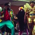 Busiswa, Patoranking, Open Fire, Wilmer, fusion, afrobeat, afropop, dancehall, electro, nouveau clip, Sam Solomon, Giant Films