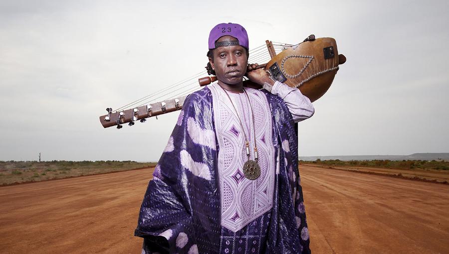 Noumoucounda, kora, koriste, joueur de kora, musicien sénegalais, PBS, Daara J Family, nouvel Album, Noumoukan Wilila, feat, musique sénegalaise