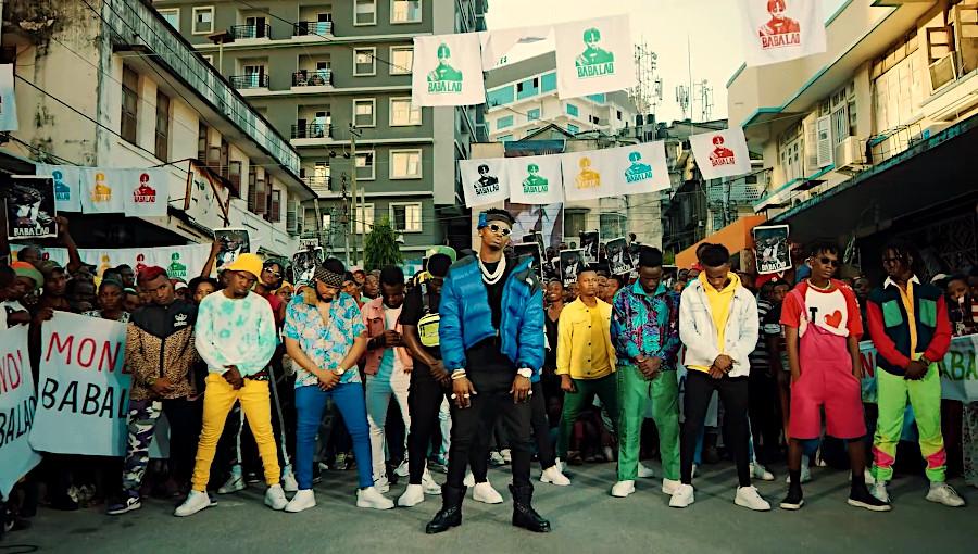 Baba Lao, Diamond Platnumz, musique tanzanienne, nouveau clip, nouvelle danse, chorégraphie, danse africaine, bongo flava, hit