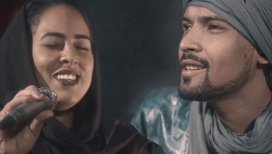 Imarhan, Sumafa, Sulafa Elyas, chanteuse soudanaise, groupe touareg, blues, chanson arabe, live, unplugged, Capital FM, Khartoum