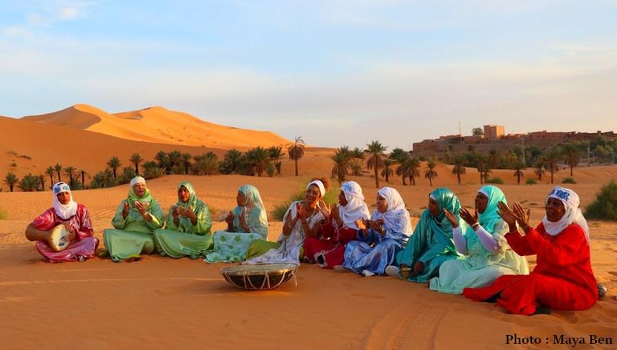 Lemma, femme sahara, femmes algériennes, Womex, Live, Yle, television finlandaise, Tampere, concert, hadra, gnawa, Souad Asla