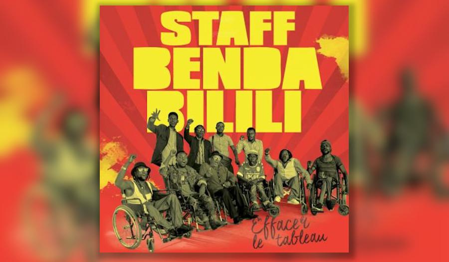 Staff Benda Bilili, Effacer le Tableau, Note A Bene, Wagram, nouvel album, polio, musicien congolais, fauteuil, troisieme album, retour