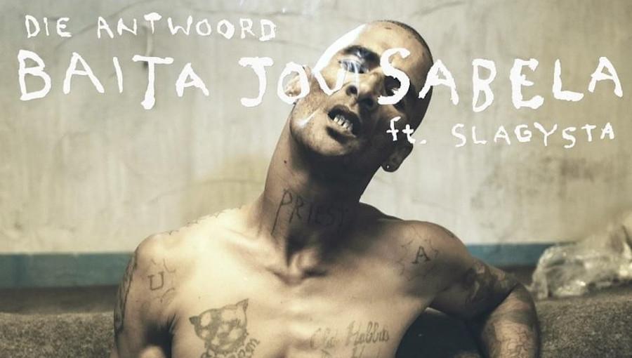 Die Antwoord, ninja, yolandi, slagysta, Baita Jou Sabela, prison, afrique du sud, nouveau clip, gqom, township funk, rap rave, zef