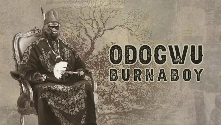 Odogwu, Burna Boy, nouveau titre, highlife, afrobeat, african Giant, donne moi l accord, dadju, igbo