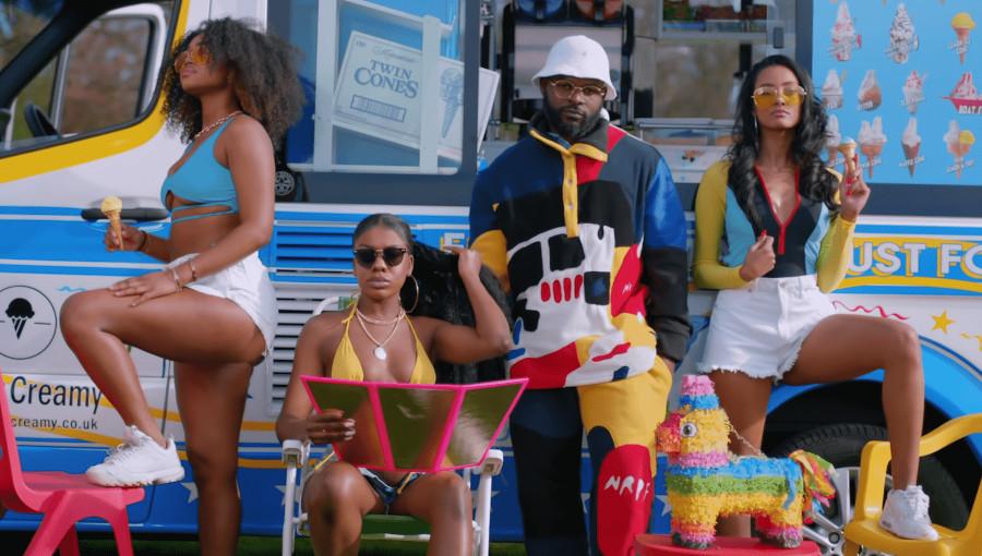 Ms Banks, Falz, Bop Daddy, nouveau clip, chillz, nouveau titre, rappeur nigerian, feat, hip hop, mac, rappeuse britannique