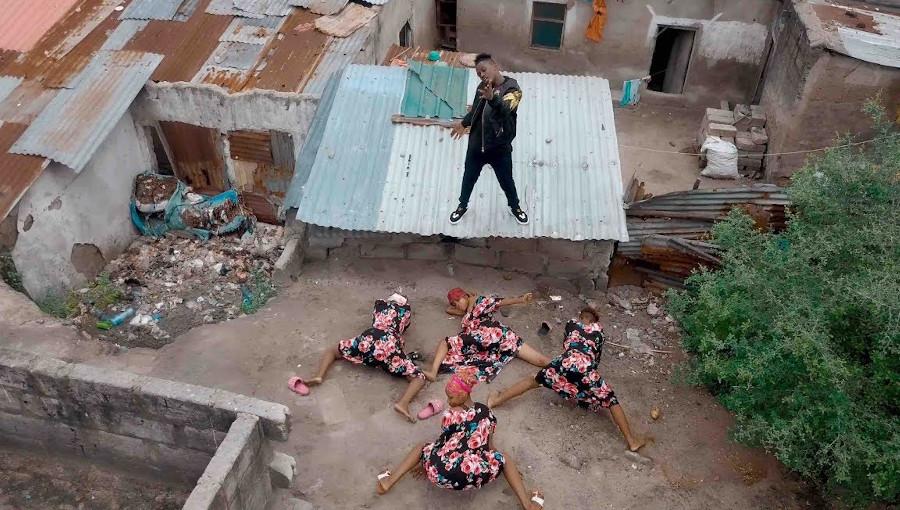 Rayvanny, Dulla Makabila, bongo flava, Miss Buza, electro, musique tanzanienne, chanteur tanzanien, nouveau clip, twerk