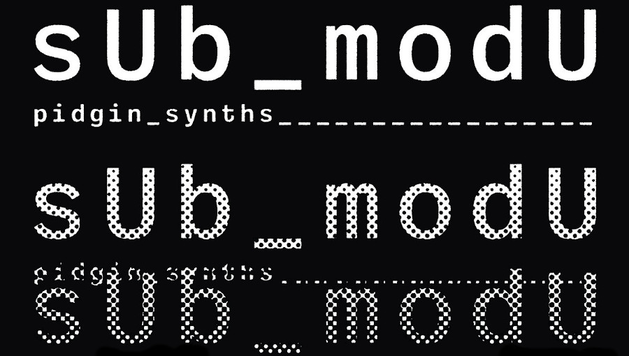 SUb_ModU, Water Get No Ennemy, Expensive Shit, version, Fela Kuti, reprise, synth, musique électronique, Pidgin Synths, Tru THoughts, Romeo Sandri