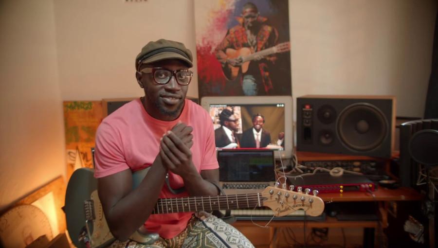 Tuto guitare, Sauti Sol, Suzanna, Fancy Fingers, Polycarp Otieno, apprendre la guitare, guitare africaine, tuto guitare africaine, afropop