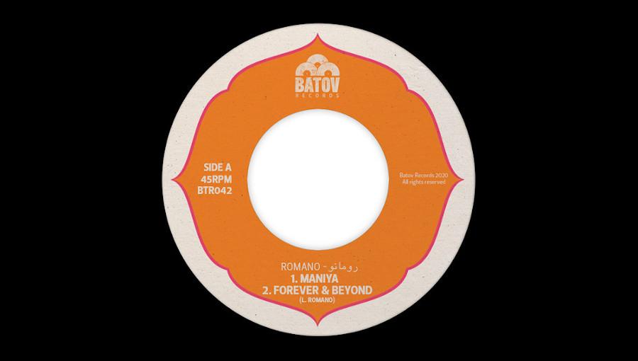 Batov Records, Romano, Lior Romano, pop arabe, pop libanaise, artiste israelien, dabke, pop anatolienne, musique de chambre, baroque, funk, premier ep, clavieriste