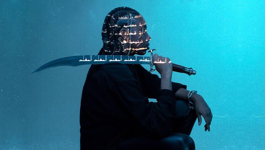 Dua Saleh, queer, iel, ROSETTA, hellbound, body cast, ariste queer, artiste soudanais, queer soudanais, rosetta tharpe, activiste, minneapolis, electronique, psymun, hip hop, experimental, rnb, alté