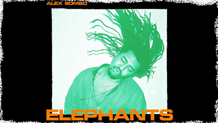 Elephants, electro pop, pop, afropop, Alex Sombo, metis, suede, chanteur ivoirien, pop suedoise, pop ivoirienne, chanteur suédois, abidjan
