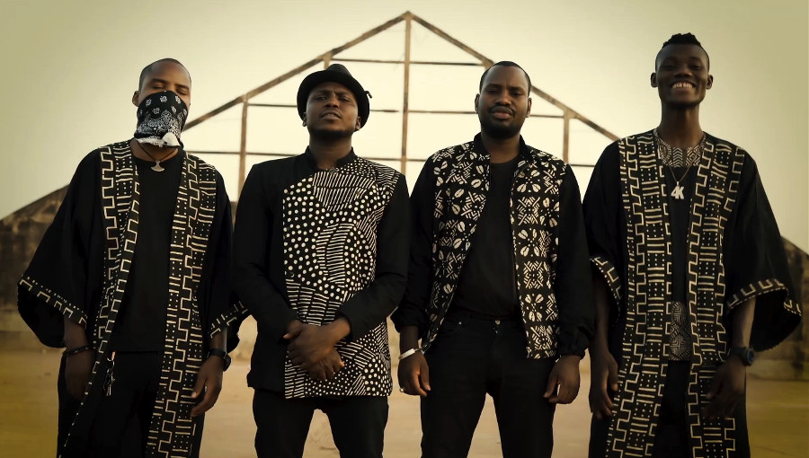 Worry, Songhoy Blues, chanson en anglais, keep fighting, blues, rock, rock malien, blues malien, nouveau clip, Levieux Touré, Bamako, troisième album