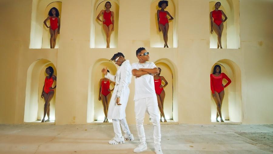 Diamond Platnumz, King 98, Kachiri, nouveau clip, rap zimbabwéen, bongo flava, musique tanzanienne, wasafi, star tanzanienne, collaboration, hit
