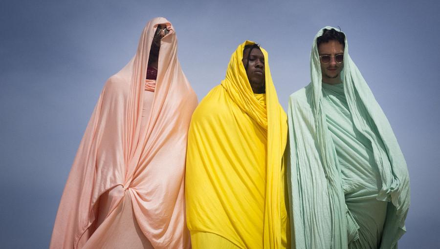 Siselabonga, Blind Boy de Vita, Tarang Cissokho, kora, groupe suisse, groupe sénégalais, musique psychédelique, drone, Warnama, rock, Fabio Meier, afro folk