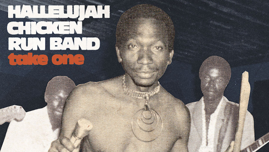 Hallelujah Chicken Run Band, Take One, Analog Africa, compilation, afrorock, zimrock, chimurenga, pionnier, musique zimbabwéenne, Thomas Mapfumo, Joshua Hlomayi, vinyl