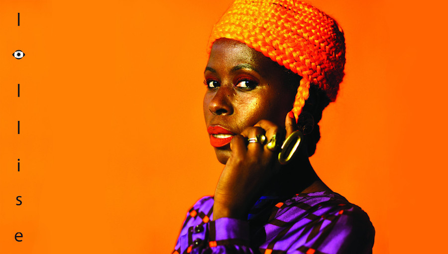 Looking at you, Lollise, Lollise Mbi, Morgan Greenstreet, artiste botswanaise, new york, confinement, afrofuturisme, cassette, premier EP, nouvel EP, akoya, chanteuse, afropop, experimental