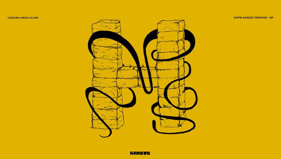 Hassam Abou Alam, techno, techno arabe, techno egyptienne, Le Caire, underground, nouvel EP, Hope Amidst Despair, Rakete, musique électronique