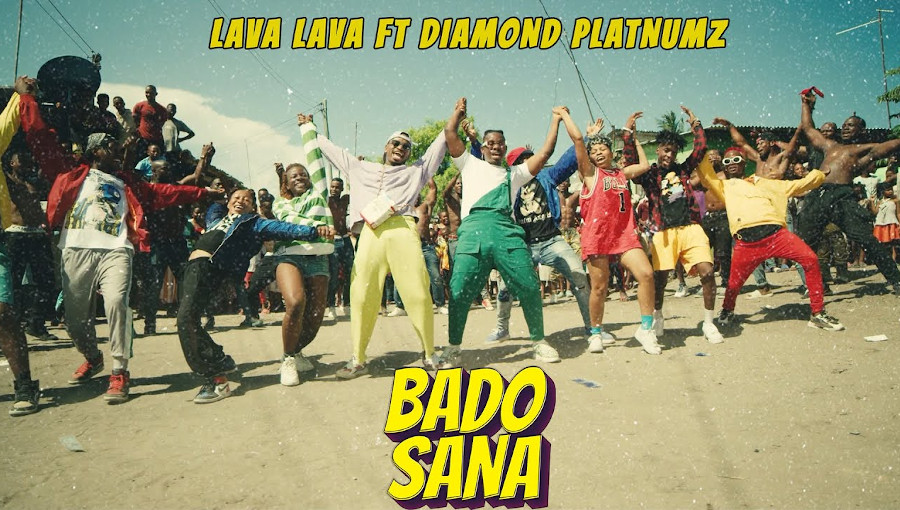 Bado Sana, Diamond Platnumz, nouveau clip, musique tanzanienne, Lava Lava, groupe tanzanien, bongo flava, Kenny, tube, hit africain, afropop