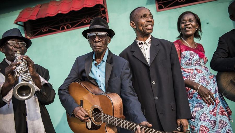 Bakolo Music International, documentaire, les pionniers de la rumba congolaise, rumba, Kinshasa, Jocelyn Balu, Benjamin Viré, Tom Vantorre, canal+ afrique