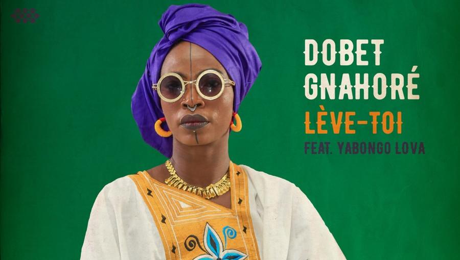 Dobet Gnahoré, Lève-toi, nouvelle chanson, nouveau clip, zouglou, afropop, abidjan, Couleur, Cumbancha, nouvel album, chanteuse ivoirienne, Yabongo Lova, musique ivoirienne