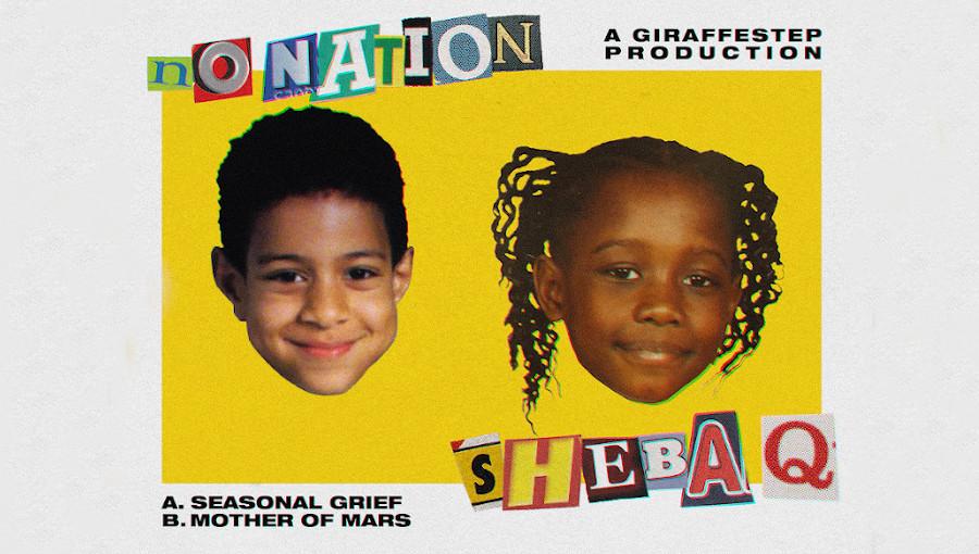 No Nation, Sheba Q, Giraffestep series, giraffe step, Diffrent Music, jungle, junglist, drum n bass, Seasonal Grief, Mother of Mars, Humzah Awan, Margaret Atugonza