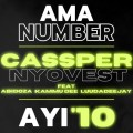 Ama Number Ayi '10, Amapiano, Alie Keys, Yumbs, Cassper Nyovest, Abidoza, Kammu Dee, LuuDaDeejay, nouveau titre, hip hop, afrique du sud, Family Tree, house, musique electronique
