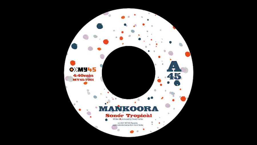 Mankoora, Sonór Tropicàl, Pemba, David hanke, latin breakbeat, breakbeat, tropical, ep, album, highlife, Renegades of Jazz, afrofunk, afrojazz
