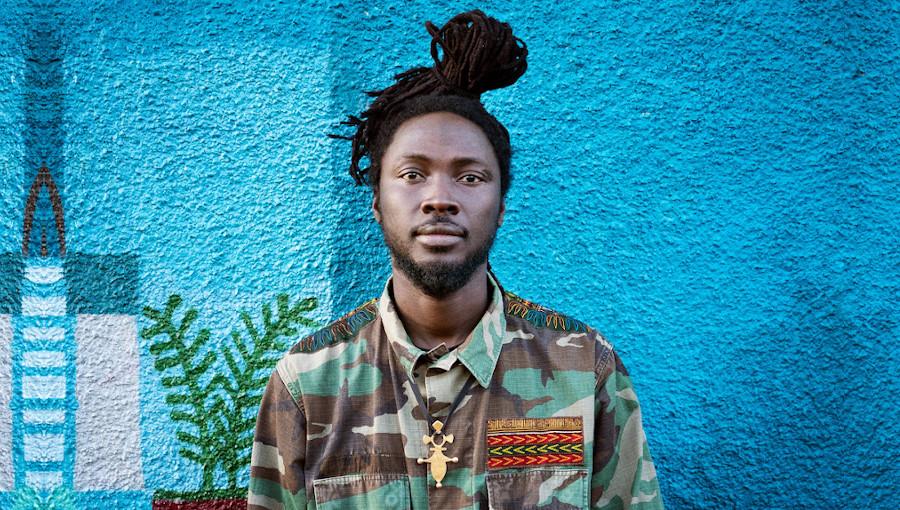 Falle Nioke, Sir Was, Marasi, nouvel EP, artiste guinéen, electronique, musique mandingue, electro mandingue, musique guinéenne, producteur suédois, Prah Recordings, Fusion