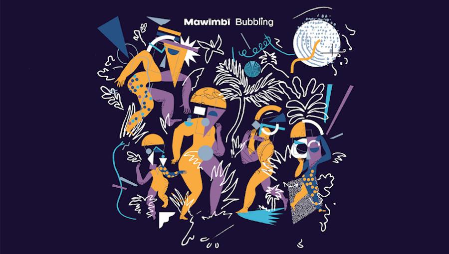 Mawimbi, Bubbling, nouvel album, collectif, afro electro, Ghetto Kumbe, Mufrika, Spoek Mathambo, Loya, Morena Leraba, K.O.G, Fatim Kouyaté, electro mandingue