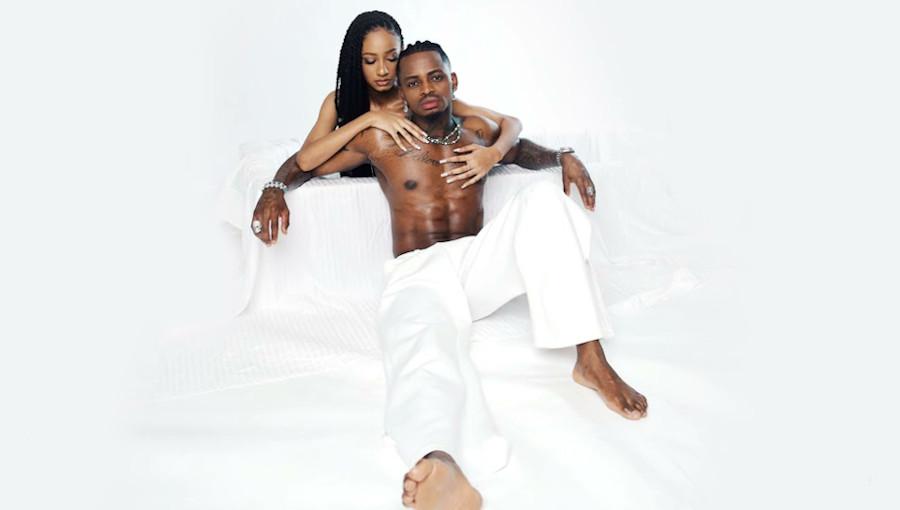 Naanzaje, nouveau titre, bongo flava, tanzanie, musique tanzanienne, Diamond Platnumz, Simba, Lizer, Wasafi, WCB Wasafi, Dar es salaam, romantic