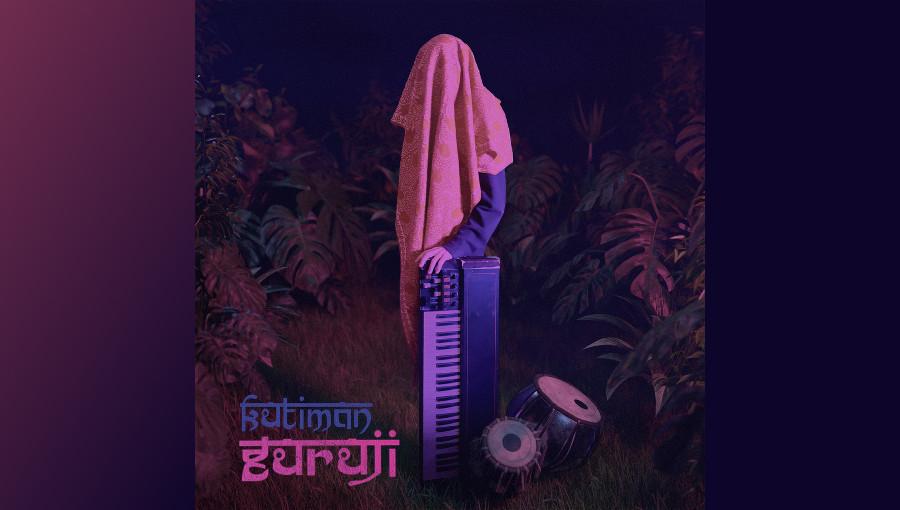 Kutiman, Guruji, tabla, afrobeat, inde, kolkata, Ophir Kutiel, negev, producteur israelien, nouvel EP, Majan, psychedelique, drone, jazz