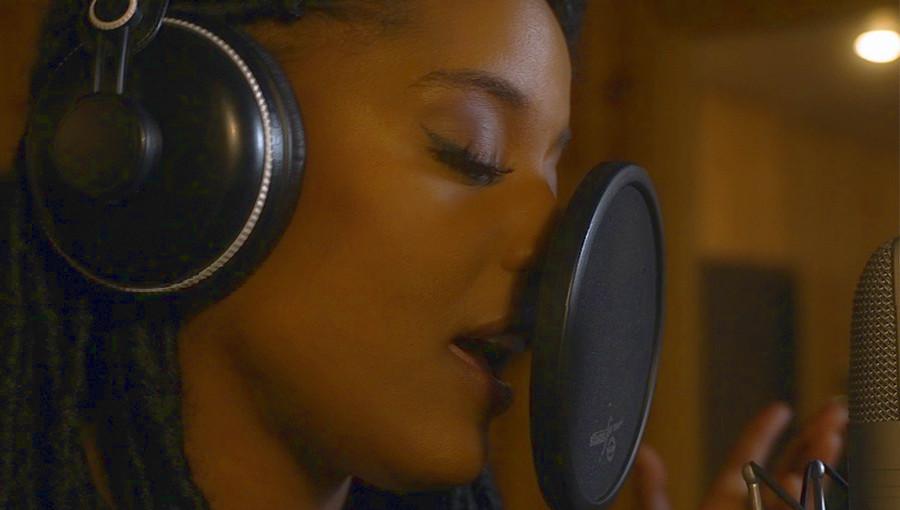 Andreia, Ka Bo Bem, Cap Vert, chanteuse cap verdienne, rap, pop, reggae, nouveau clip, Nha Mundo, nouvel EP, RFI Talent, Mathieu Bost, Alexandre Cabit, Ismael Nobour