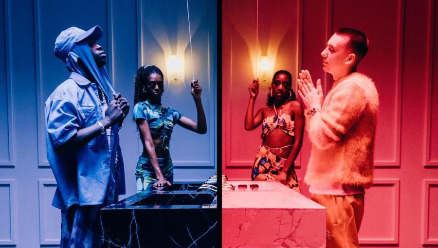 Pa Salieu, Aitch, Bad, hip hop, rap anglais, uk, gambie, feat, KC Locke, nouveau titre, nouveau clip, afrikan rebel, artiste gambien, coventry