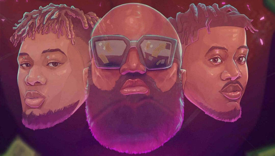 Sean Dampte, Buju, Nizzy, afropop, afrofusion, afro, uk, nigeria, Pepe, yoruba, pidgin, pepper, pepper pe, nouveau titre, remix, Pepe (Remix)