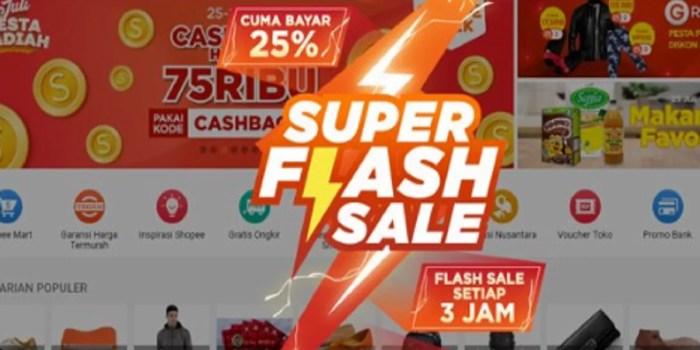 Cara M%D0%B5mbu%D0%B0t Fl%D0%B0%D1%95h S%D0%B0l%D0%B5 Toko Saya - 3 Cara Ikut Flash Sale Shopee 2021 untuk Pembeli Harus Coba