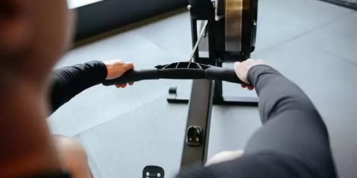 olahraga kardio cardio rowing