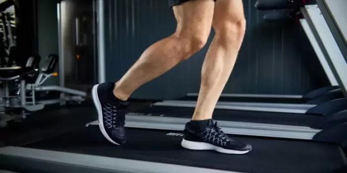 olahraga kardio cardio treadmill
