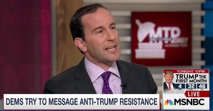 Jef Pollock on MTP Daily