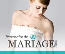 Bannière partenaire mariage . com