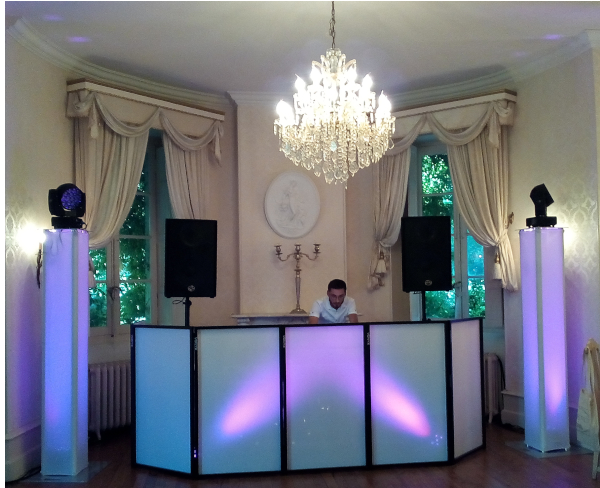 Stand DJ_Domaine St Roch_Martres Tolosan_31 www.djotava.com_ Parc Son et Lumière Haut de Gamme