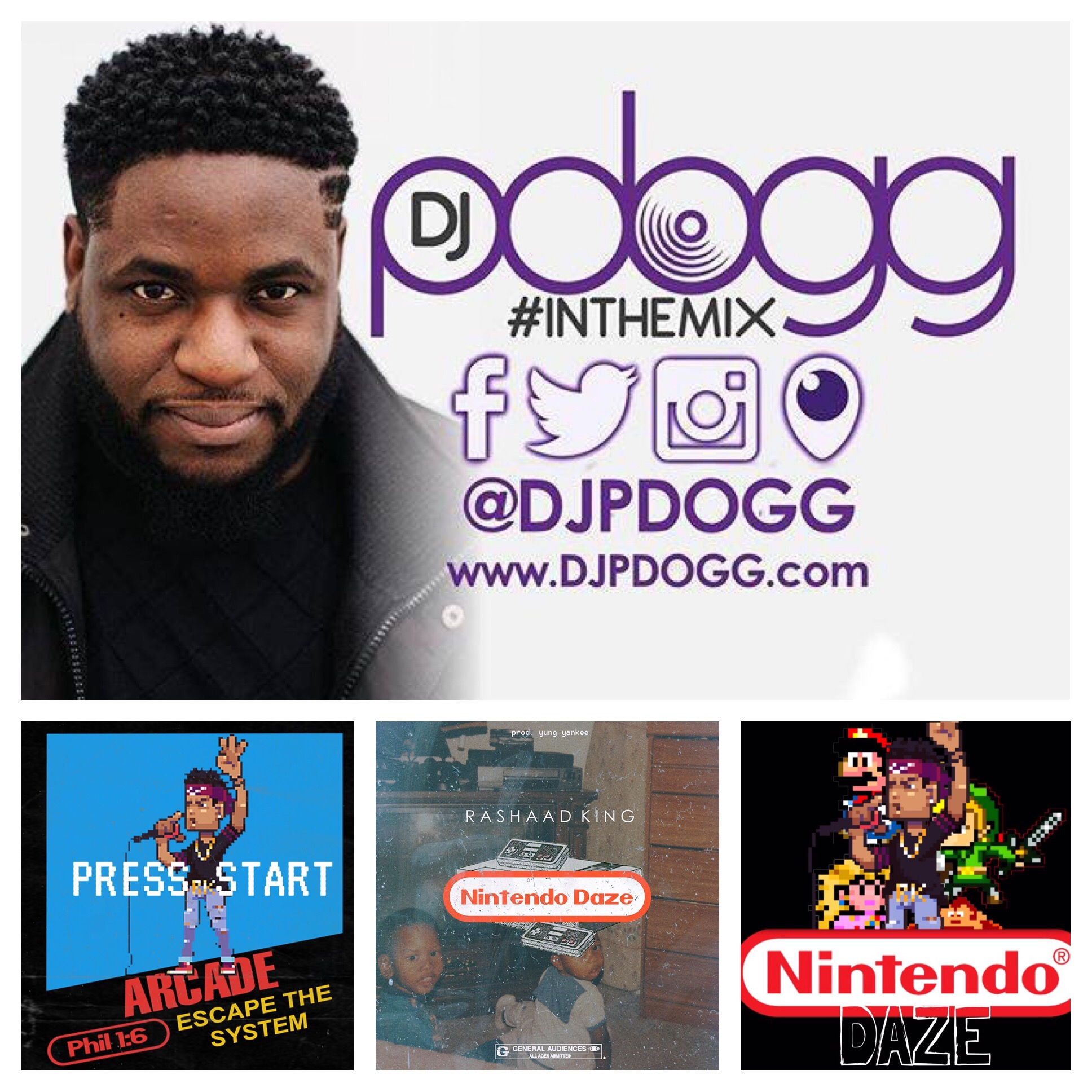 @Djpdogg #Inthemix Roundtable Episode 06