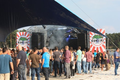 Bonzai stage @ legacy festival 2014