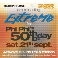 Phi Phi's 50th bday at Cherry Moon Sat. 21st of Sept. 2013