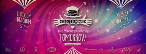 flyer cirque magique