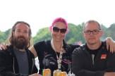 Roddy Reynaert, Wendy & Phi Phi @ Legacy Festival 2015