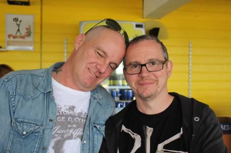¨hi Phi & Franck Struyf @ Legacy festiva 2015