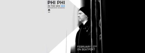 Visuel de la compilation mixée in-the-mix004-Phi-Phi