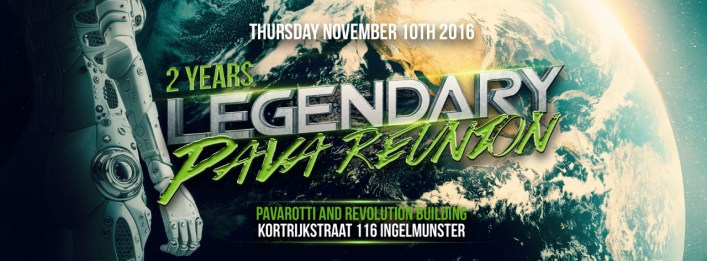 ars Legendary Pava Reunion